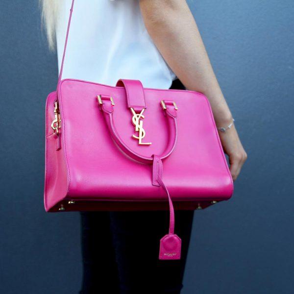 YSL handbag since vintage nz