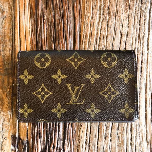 Vintage LV Wallet nz