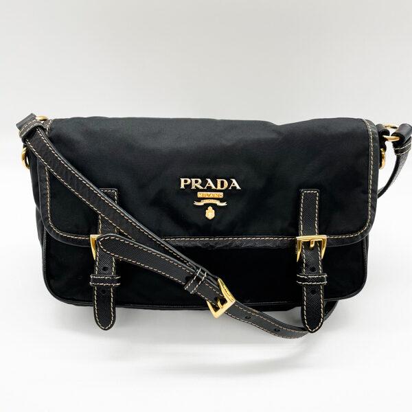 Pre-loved Prada Nylon bag