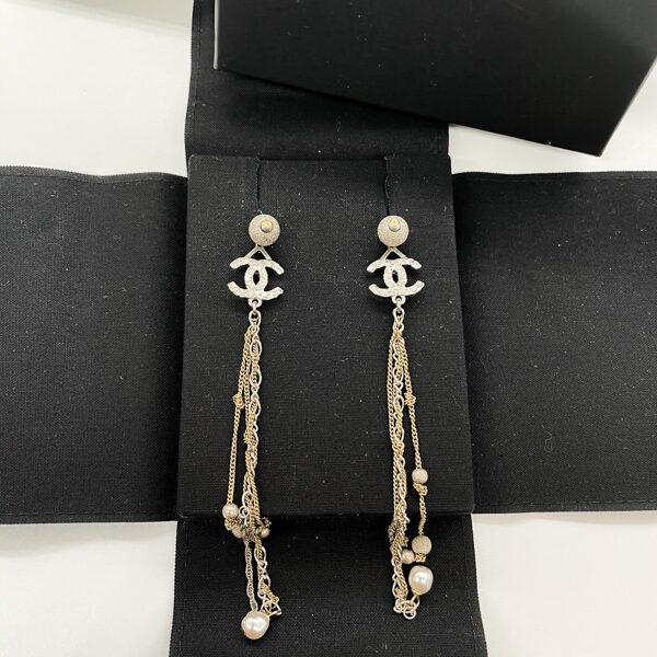 pre-loved chanel earrings nz